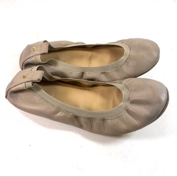 Women Yosi Samra foldable ballet flats sz 7